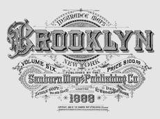 Brooklyn maps