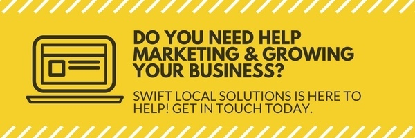Grow Your Business With Swift Local Solutions Marketing Tactics